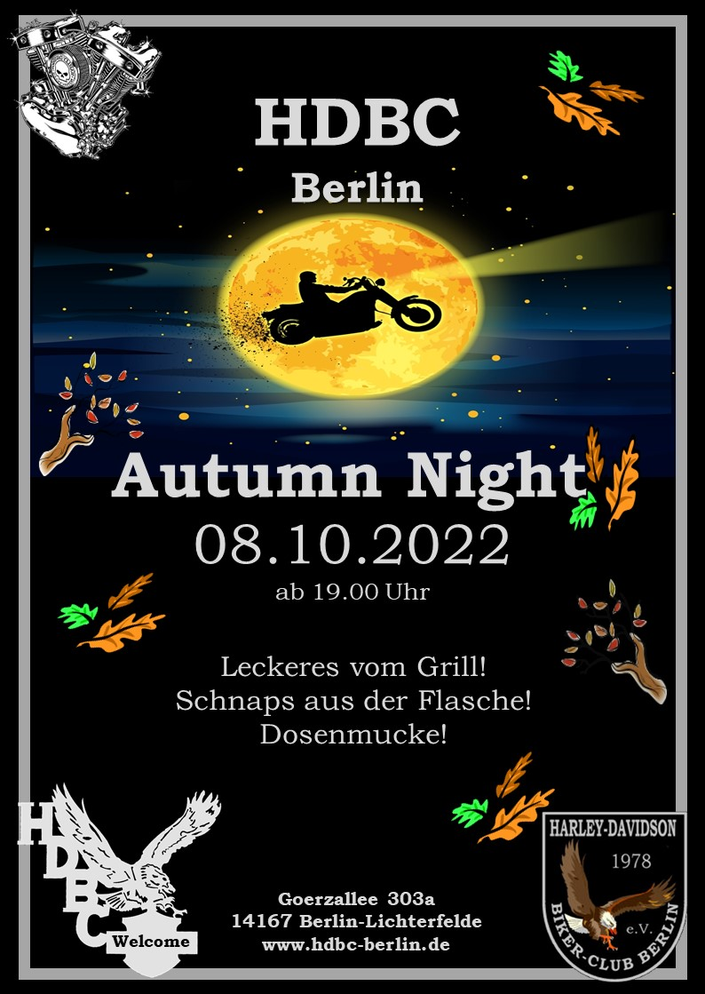 Bikeweekend des HDBC-Berlin